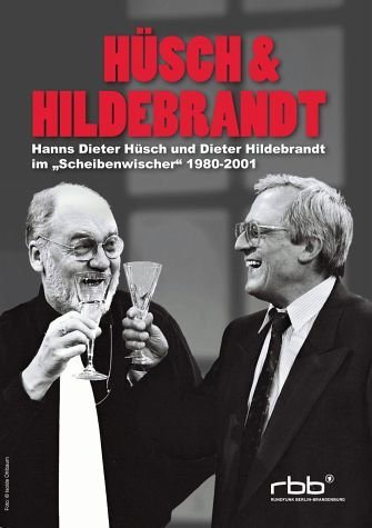 DVD »Hüsch & Hildebrandt: Hanns Dieter Hüsch und...«