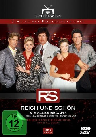 DVD »Reich und Schön - Box 7: Wie alles begann (5...«