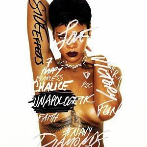 Audio CD »Rihanna: Unapologetic«