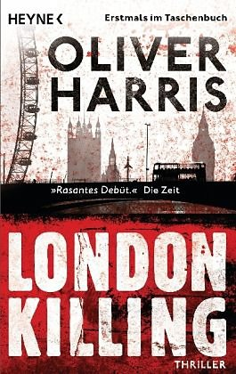 Broschiertes Buch »London Killing / Nick Belsey Bd.1«