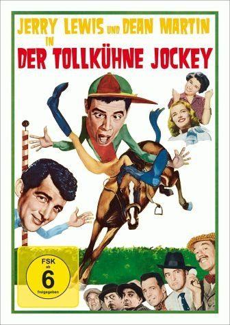 DVD »Der tollkühne Jockey«