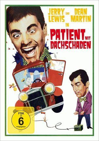 DVD »Patient mit Dachschaden«