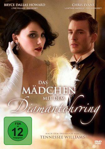 DVD »Das Mädchen mit dem Diamantohrring«
