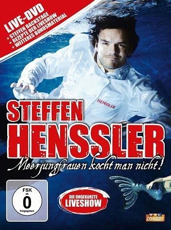DVD »Steffen Henssler - Meerjungfrauen kocht man...«