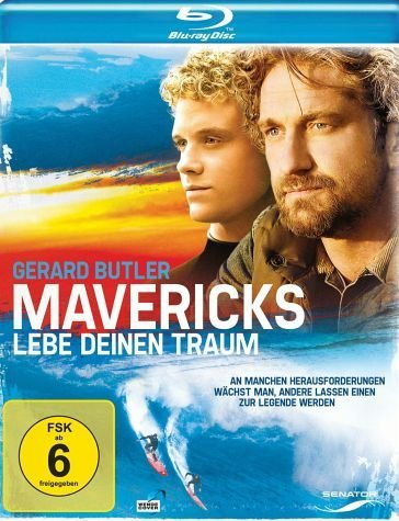 Blu-ray »Mavericks - Lebe deinen Traum«