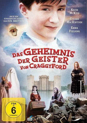 DVD »Das Geheimnis der Geister von Craggyford«