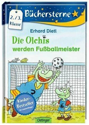 Gebundenes Buch »Die Olchis werden Fußballmeister / Die Olchis...«