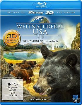 Blu-ray »Weltnaturerbe USA - Yellowstone Nationalpark...«