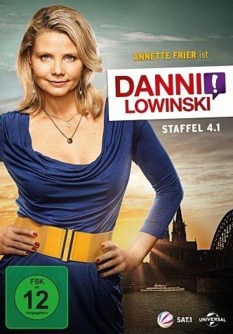 DVD »Danni Lowinski - Staffel 4.1 (2 Discs)«