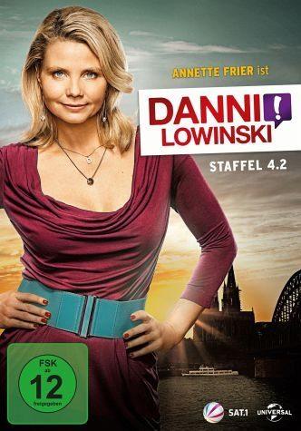 DVD »Danni Lowinski - Staffel 4.2 (2 Discs)«