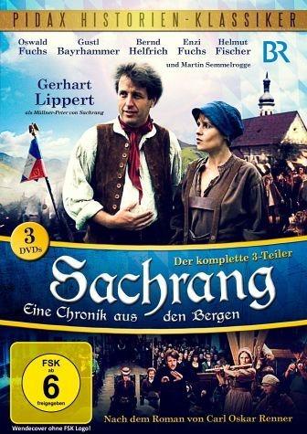 DVD »Sachrang. Eine Chronik aus den Bergen (3 Discs)«