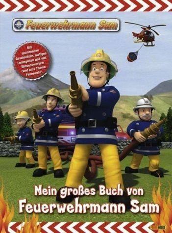 Gebundenes Buch »Mein großes Buch von Feuerwehrmann Sam«