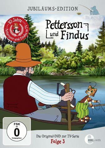 DVD »Pettersson und Findus - Jubiläums-Edition Folge 3«