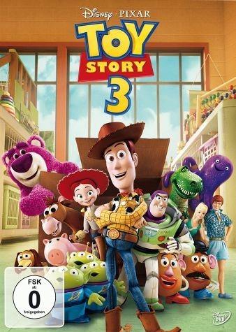 DVD »Toy Story 3 (Einzel-Disc)«