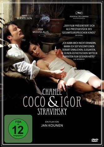 DVD »Coco Chanel & Igor Stravinsky«
