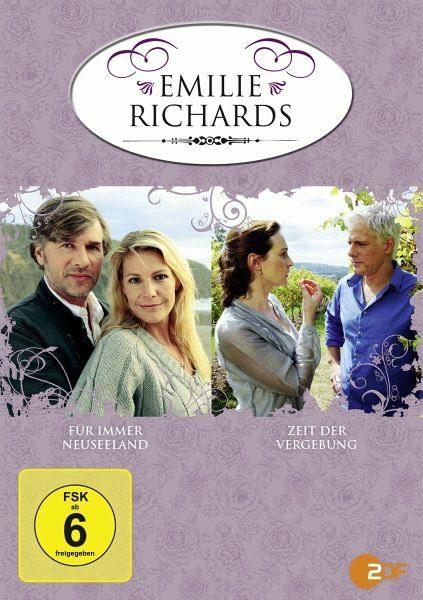 DVD »Emilie Richards: Für immer Neuseeland / Zeit...«