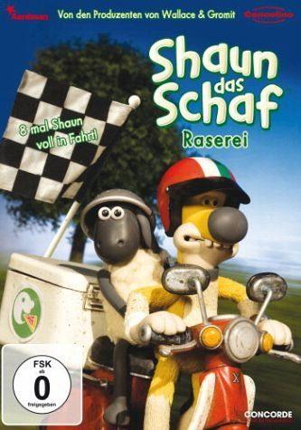 DVD »Shaun Das Schaf - Raserei«