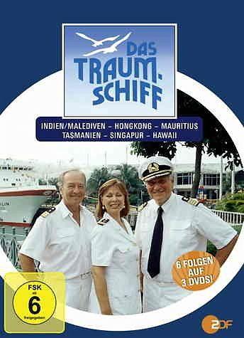 DVD »Das Traumschiff DVD-Box 7 (3 Discs)«