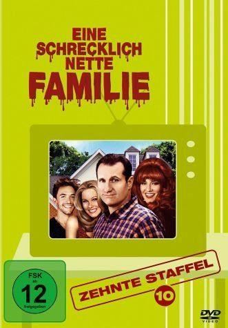DVD »Eine schrecklich nette Familie - Zehnte...«