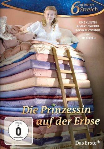 DVD »Die Prinzessin auf der Erbse«