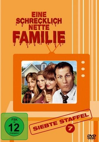 DVD »Eine schrecklich nette Familie - Siebte...«