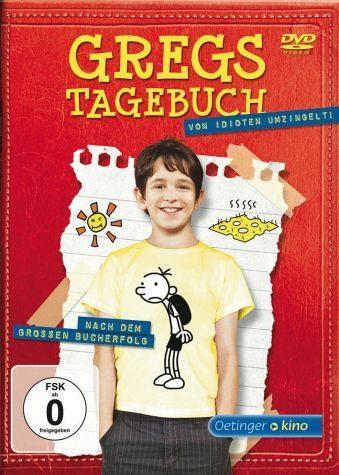 DVD »Gregs Tagebuch, Von Idioten umzingelt, 1 DVD«