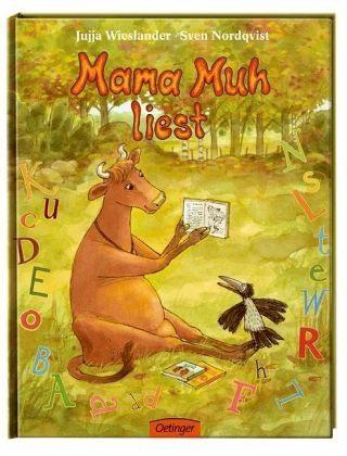 Gebundenes Buch »Mama Muh liest / Mama Muh Bd.10«