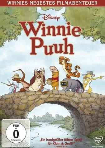 DVD »Winnie Puuh«