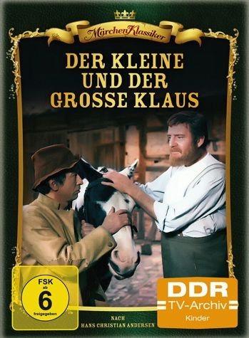 DVD »Der kleine und der große Klaus«
