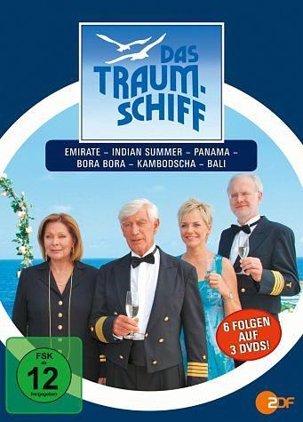 DVD »Das Traumschiff DVD-Box 8 (3 Discs)«