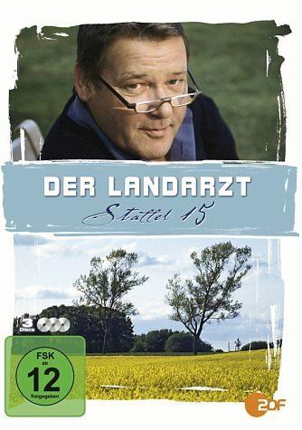 DVD »Der Landarzt - Staffel 15 (3 Discs)«