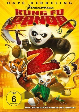 DVD »Kung Fu Panda 2«