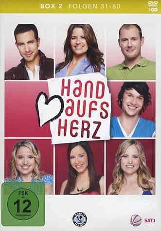 DVD »Hand aufs Herz, Folgen 31-60 (3 Discs)«