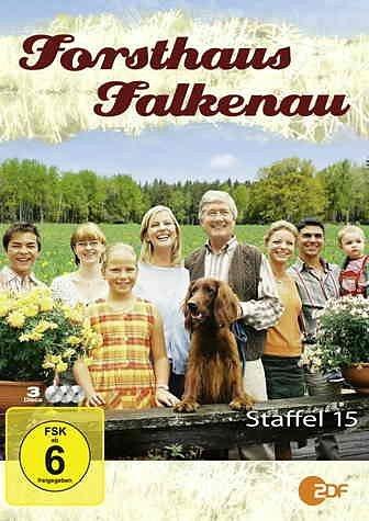 DVD »Forsthaus Falkenau - Staffel 15 (3 Discs)«