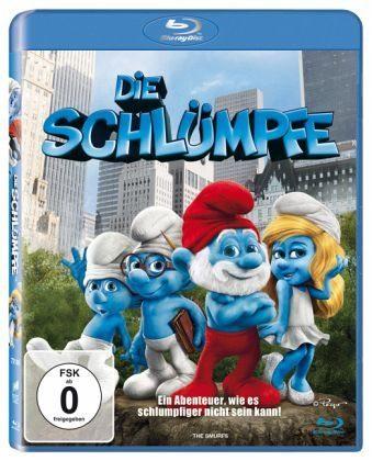 Blu-ray »Die Schlümpfe«
