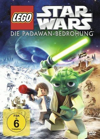 DVD »Star Wars Lego: Die Padawan Bedrohung«
