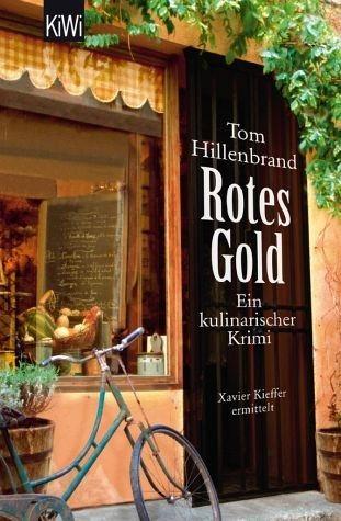 Broschiertes Buch »Rotes Gold / Xavier Kieffer Bd.2«