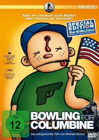 DVD »Bowling for Columbine (Special Edition)«
