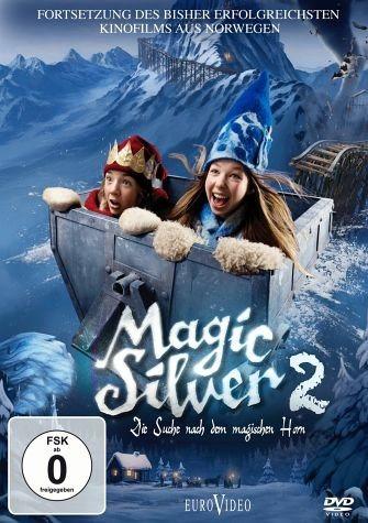 DVD »Magic Silver 2 - Die Suche nach dem magischen...«