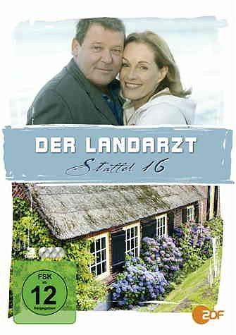 DVD »Der Landarzt - Staffel 16 (3 Discs)«