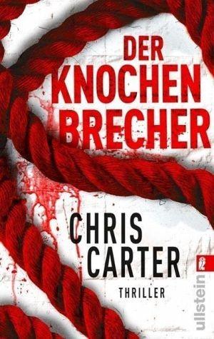 Broschiertes Buch »Der Knochenbrecher / Detective Robert Hunter Bd.3«