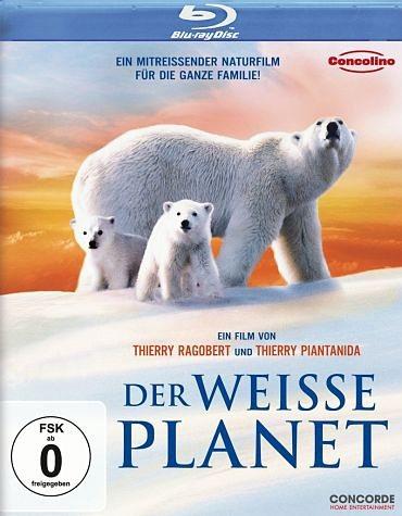 Blu-ray »Der weiße Planet«