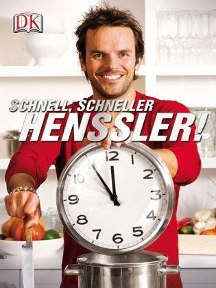Gebundenes Buch »Schnell, schneller, Henssler«
