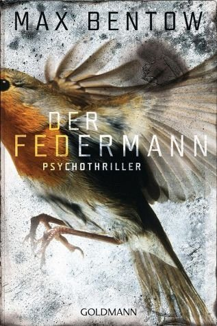 Broschiertes Buch »Der Federmann / Nils Trojan Bd.1«