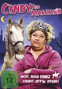DVD »Nicht Jeder Prinz Kommt Uff'M Pferd«