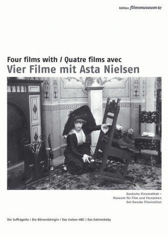 DVD »Vier Filme mit Asta Nielsen (2 Discs)«