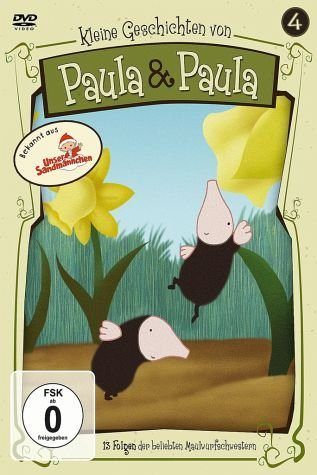 DVD »Kleine Geschichten von Paula & Paula Vol. 4«