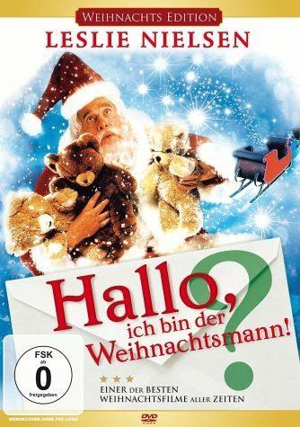 DVD »Hallo, ich bin der Weihnachtsmann!«