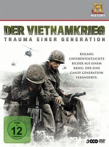 DVD »Der Vietnamkrieg - Trauma einer Generation (3...«
