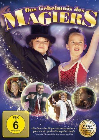 DVD »Das Geheimnis des Magiers«